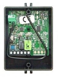 Telecommande_abbrégé FAAC XR2 433 C a 2 boutons