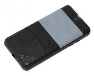 Telecommande_abbrégé CARDIN S435-TX4 GREY a 4 boutons