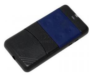 Telecommande_abbrégé CARDIN S438-TX4 a 4 boutons
