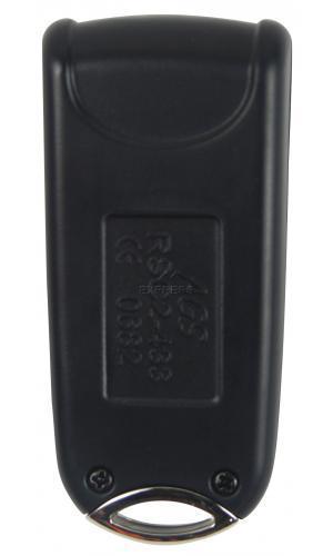 Telecommande_abbrégé ECOSTAR RSC2 a 2 boutons