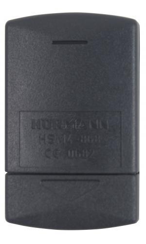 Telecommande_abbrégé HÖRMANN HSM4 868 MHZ a 4 boutons