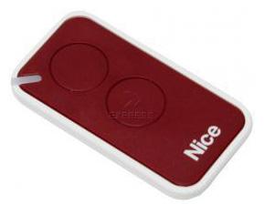 Telecommande_abbrégé NICE ERA-INTI2R a 2 boutons
