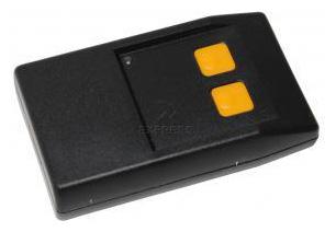 Telecommande_abbrégé SMD 433 MHZ 2K a 2 boutons