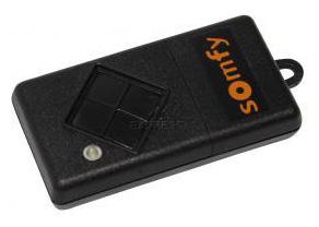 Telecommande_abbrégé SOMFY K-EASY S a 1 boutons
