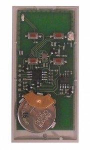 Telecommande_abbrégé TAU 250 T4-RP a 4 boutons