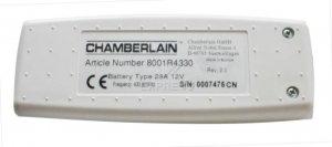 Telecommande_abbrégé CHAMBERLAIN RA4336 a 1 boutons