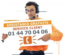 Telecommande Express : aide par telephone