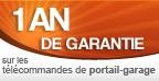 Telecommande Express s'engage : votre t�l�commande est garantie 1 an, livr�e avec pile et notice.