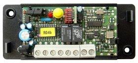 récepteur NICE pour télécommande NICE FLO2-R: intérieur. Il ne contient pas de switchs