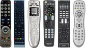 6 telecommandes universelles